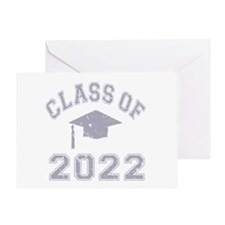 Class Of 2022 Graduation Greeting Card