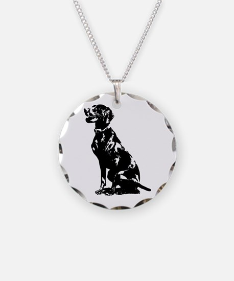 Cute Puppy Pajamas Necklace