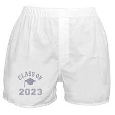 Class Of 2023 Graduation Boxer Shorts