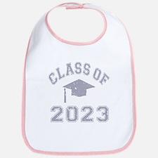 Class Of 2023 Graduation Bib