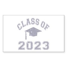 Class Of 2023 Graduation Decal