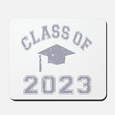 Class Of 2023 Graduation Mousepad