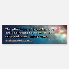 "Pleiadian Renegades ""Glimmer"" bumper sti"