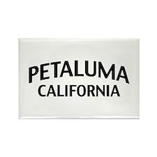Petaluma California Rectangle Magnet