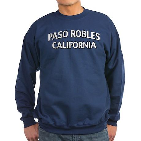 Paso Robles California Sweatshirt (dark)