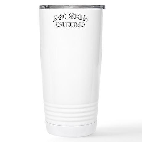 Paso Robles California Stainless Steel Travel Mug