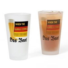 Das Boot Drinking Glass