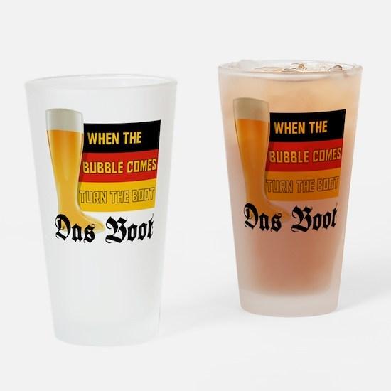 Das Boot Drinking Glass