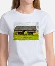 Cades Cove Barn Women's T-Shirt