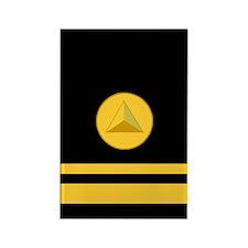 NOAA Lieutenant (jg)<BR>Rectangle Magnet 2