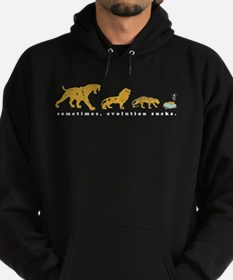Evolution Sucks Hoodie