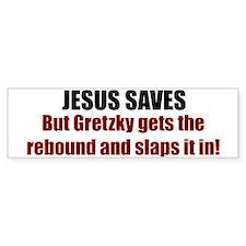 Jesus Saves Bumper Bumper Stickers
