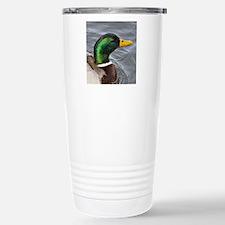 Male Mallard Travel Mug