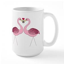 Flamingo Love Mug