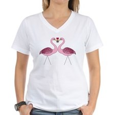 Flamingo Love Shirt