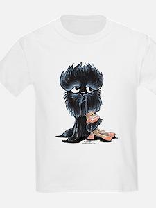 Affenpinscher Pattern T-Shirt