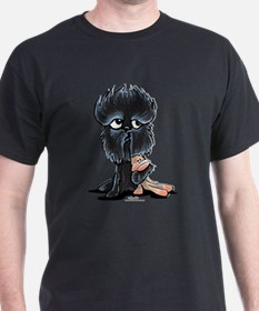 Affenpinscher Pattern T-Shirt