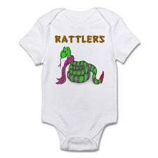 Rattlers Nest Infant Creeper