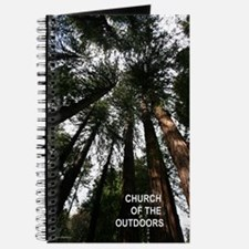 Church Of The Great Outdoors Journal