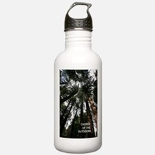 Church Of The Great Outdoors Water Bottle