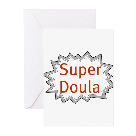 Super Doula Greeting Cards (Pk of 20)