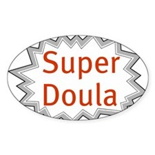 Super Doula Decal
