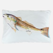 Red Drum Pillow Case
