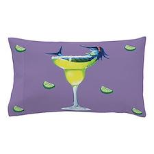 Margarita trixie purple Pillow Case