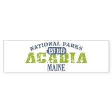 Acadia National Park Maine Bumper Sticker
