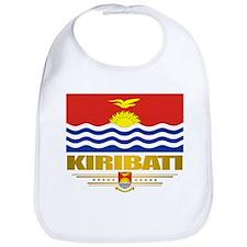 """""""kiribati Flag"""" Bib"""