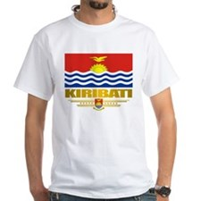 """kiribati Flag"" Shirt"