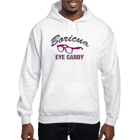 Boricua Eye Candy Hooded Sweatshirt