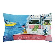 Gills Gone Wild Pillow Case