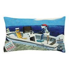 Captain Goldcoin Pillow Case