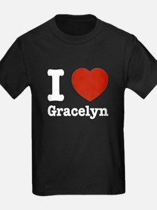 I love Gracelyn T