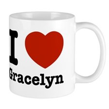 I love Gracelyn Mug