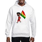 3D Ghana Hooded Sweatshirt