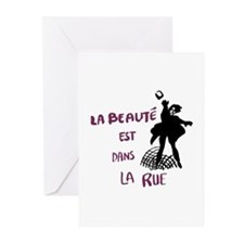Paris '68 Greeting Cards (Pk of 10)