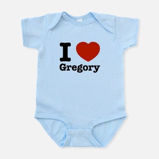 I love Gregory Infant Bodysuit