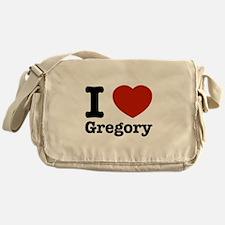 I love Gregory Messenger Bag