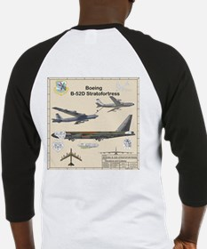 B-52 Strategic Air Command Baseball Jersey