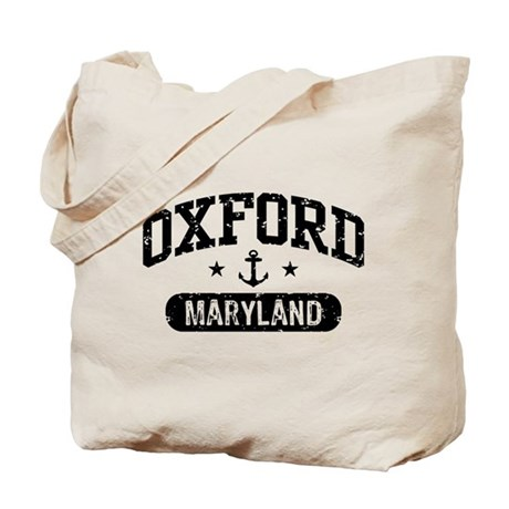 Oxford Maryland Tote Bag