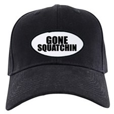AUTHENTIC Bobo GONE SQUATCHIN Baseball Hat