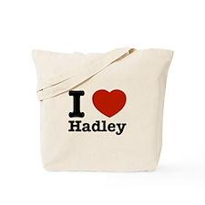I love Hadley Tote Bag