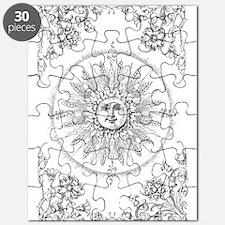 Cute Sun Puzzle