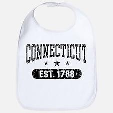 Connecticut Est. 1788 Bib