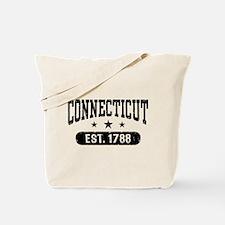 Connecticut Est. 1788 Tote Bag