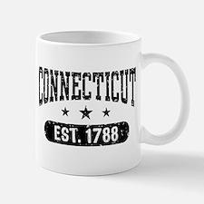 Connecticut Est. 1788 Mug