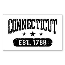 Connecticut Est. 1788 Decal