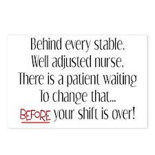 Nurse Humor Postcards (Package of 8)